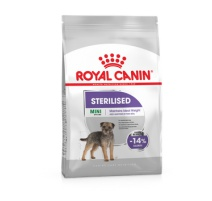ROYAL CANIN MINI STERELISED 1 KG