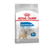 ROYAL CANIN MINI LIGHT WEIGHT 1 KG