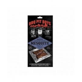 SMOKER BAG AROMA MESQUITE BBQ PIT BOYS