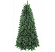 """Abete di Natale """"PREDAZZO SLIM"""" 210cm"""