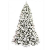 """Abete di Natale Innevato """"NARDIS"""" 210cm"""