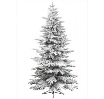 """Abete di Natale """"SNOWY ALASKIAN"""" 150cm"""