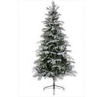 """Abete di Natale """"SUNNDAL"""" Brinato 210cm"""