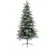 """Abete di Natale """"SUNNDAL"""" Brinato 240cm"""