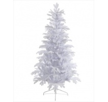 "Abete di Natale ""SUNNDAL"" Bianco 210cm"
