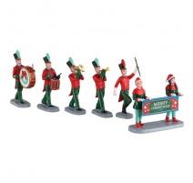 Parata di Natale, 6 pezzi