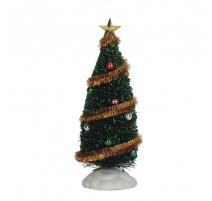 Albero Verde scintillante di Natale, Large