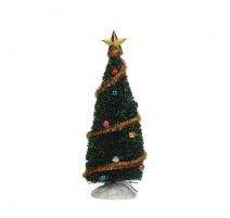 Albero Verde scintillante di Natale, Medium