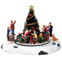 Il Treno per Bambini di Babbo Natale