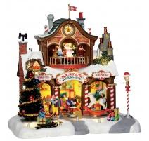 Laboratorio di Babbo Natale