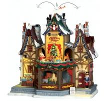 Negozio del Villaggio di Natale
