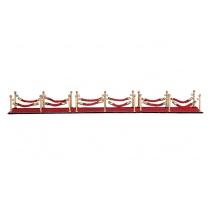 Red Carpet, Set 7 pezzi