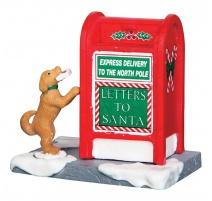 Cassetta Postale di Babbo Natale