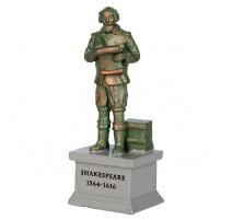 Statua del parco - Shakespeare