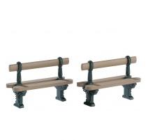 Panchina a Doppia Seduta, Set 2 pezzi
