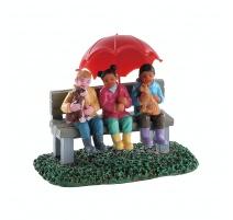 Giornata di Pioggia con gli Amici