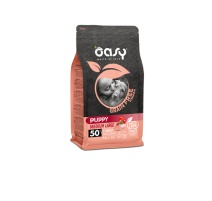 OASY GRAIN FREE MEDIUM PUPPY TACCHINO 2,5 KG