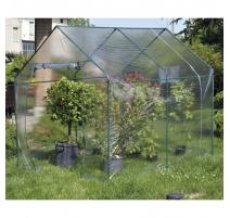 serra da giardino a casetta narciso 185x240xh205