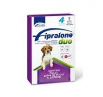 Fipralone Duo cane 10/20 kg