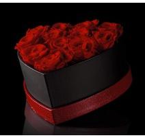 ARS NOVA FLOWER BOX 12 ROSE CHERIE