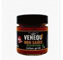 VENEQU SALSA BBQ RED CHIMICHURRI
